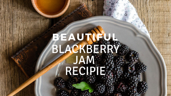 Blackberry jame recipe