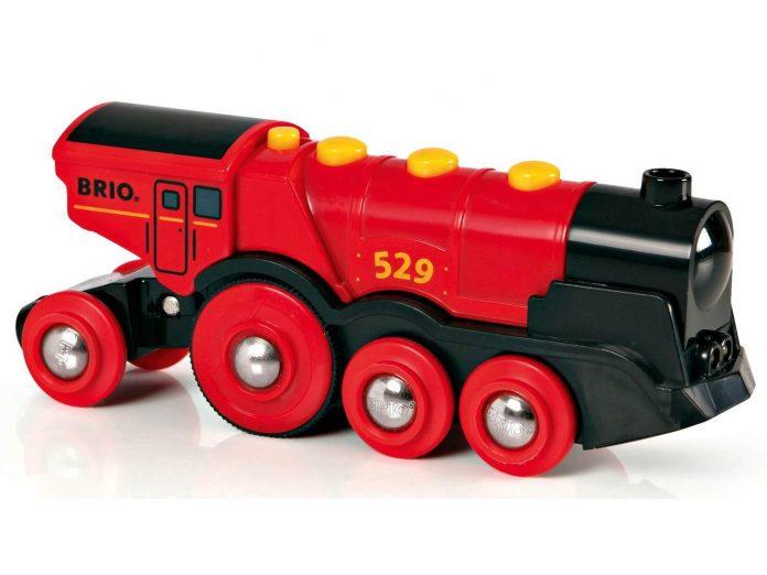 10 Must have brio trains