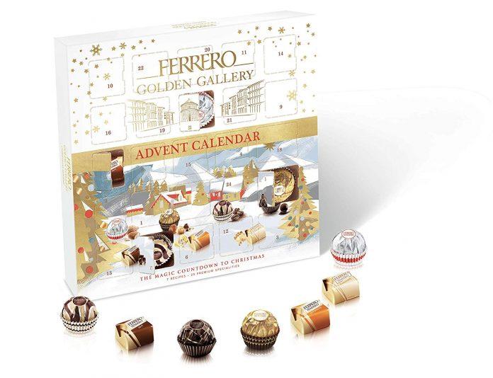 Ferrero Golden Gallery Advent Calendar