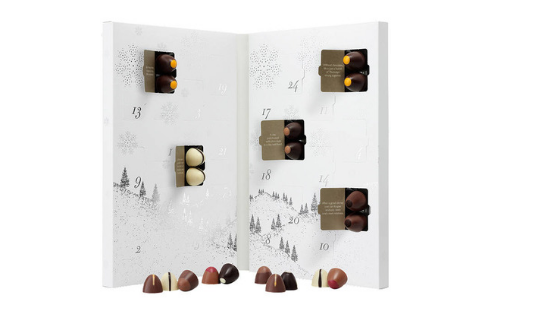 Hotel Chocolat - Sharing advent calendar