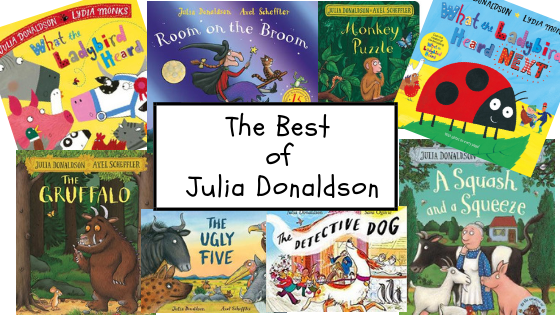 The best of Julia Donaldson