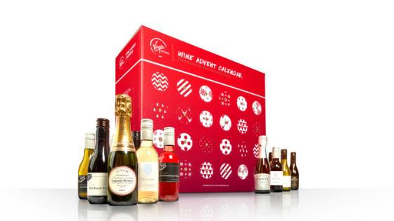 Virgin Wines Advent Calendar
