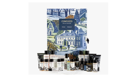 The Cowshed Beauty Calendar