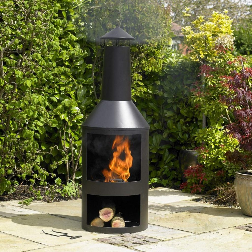 Kingfisher Chiminea
