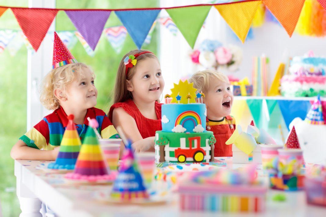 Kids Farm themed party