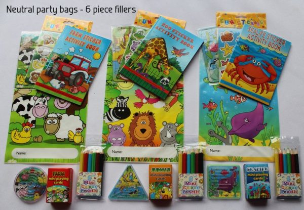 Farm Themed Party Bags