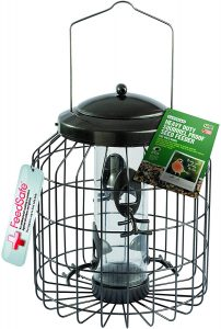 Gardman Heavy Duty Squirrel Proof Seed Bird Feeder